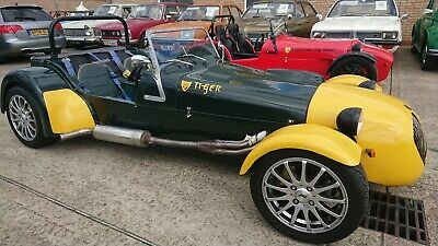 Tiger Cub - Kit Car *Tiger Racing Direct* Finance/Delivery/P/X ***No Reserve***