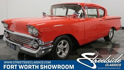 1958 Chevrolet Delray -- Very Clean Build! 350 V8, TH350 Auto, PS/B w/ Front Disc, Great Paint! Sharp!
