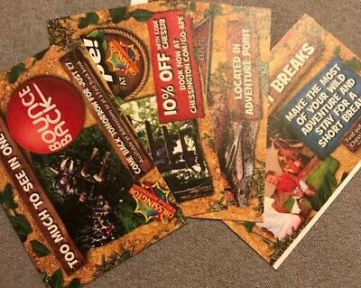 FRIDAY 27th September 4x Chessington World Of Adventures TICKETS Free Entry!!