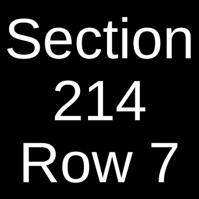 2 Tickets West Virginia Mountaineers vs. Texas Tech Red Raiders Football 11/9/19