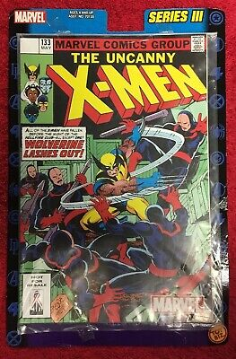 marvel comics group the uncanny x-men #133 May in excellent condition never open