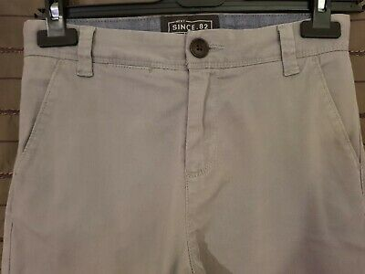 Next Boys Jeans / Trousers Age 12 152cm Grey