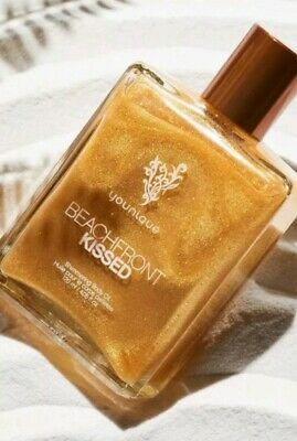 YOUNIQUE Beachfront Kissed Shimmering Body Oil! 120 ml!