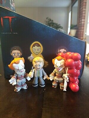 Funko Mystery Minis IT Ch. 2 Lot ×3 Pennywise and Henry
