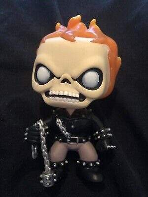 Funko Pop! Marvel Ghost Rider # 18 Loose Retired!!