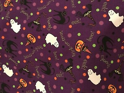 "LAST ONE Custom-made w/ LONGABERGER Halloween Party fab Table RUNNER 18""x 36""+/-"