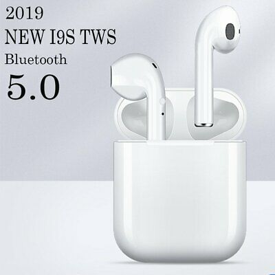 New For Apple EarPods Style Bluetooth 5.0 Earbuds HandsFree Audio/phone Calls