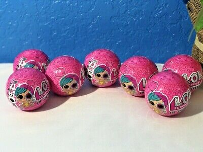 LOL Surprise Lil Sisters Series 4 Wave 2 Doll Eye Spy LOT OF 7 ! FREE Shipping!