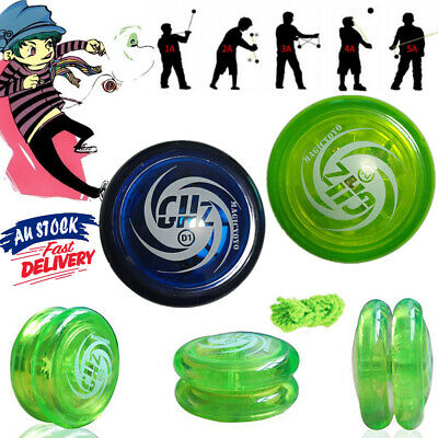 Magicyoyo 2A Yo-Yo Tricks Ball w/String Beginner D1 Toy YOYO Bearing Looping