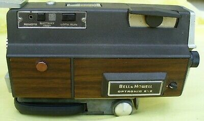 Bell & Howell Autoload 440 Super 8 Movie Camera