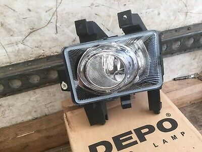 Vauxhall Opel Astra 04-10 A Pair Of Front  Fog Light Lamps Left + Right New