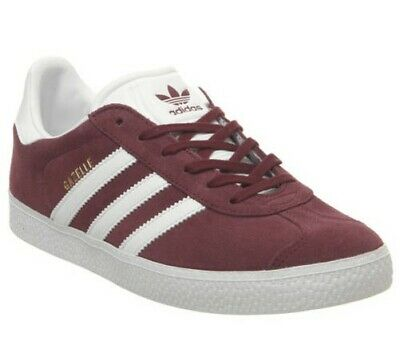 Adidas Originals Gazelle Baskets pour Femmes Rose Vif | eBay