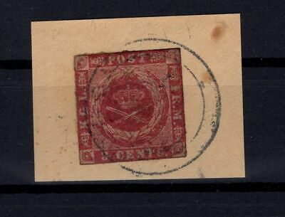 P112857/ Danish West Indies – Y&T # 1 Used On Piece 325 E