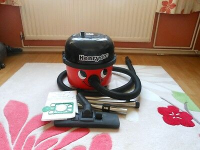 Numatic Henry Micro HVR200-22M 1200w Vacuum Cleaner Twin Hi/Lo Speed