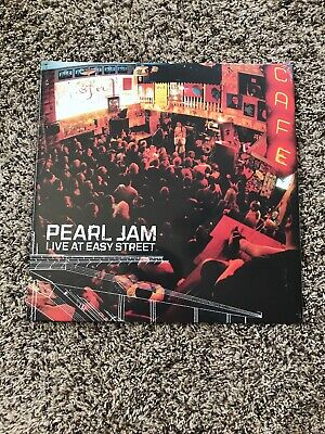 Live At Easy Street Vinyl by Pearl Jam (LP, 2019, Record Store Day)
