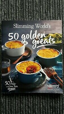 Brand New Slimming World Recipe Book 50 Golden Greats New Edition