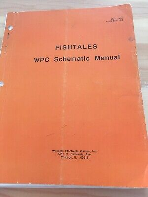 Fishtales Wpc Schematic Manual