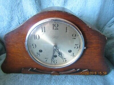 Gufa 8 day Westminster chime clock in good working order