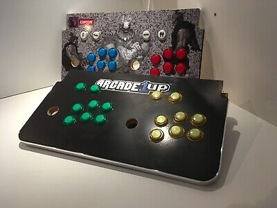Arcade 1up Replacement Control Panels And Speaker Panels .