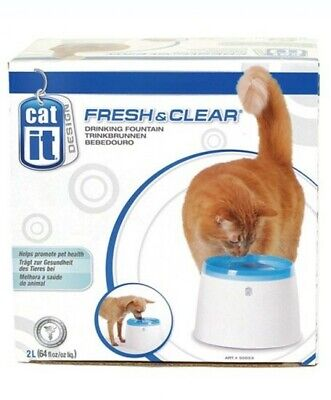 Bnib Fresh & Clear Cat It Drinking Fountain