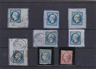 Lot de Timbres Anciens Avant 1900 - ( lot 19 )