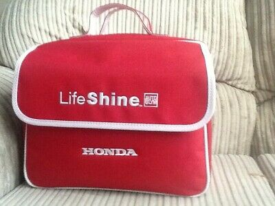 Auto Glym Life Shine Aftercare Collection kit(H)Honda (in Red) Car care cleaning