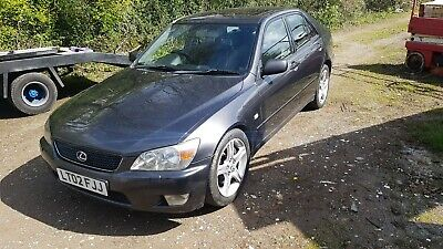 2002 Lexus is200 auto nice Car  new mot  flint grey rare color
