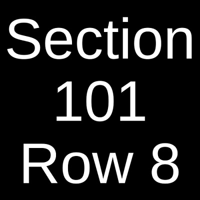 2 Tickets Bob Seger and The Silver Bullet Band 10/30/19 New York, NY