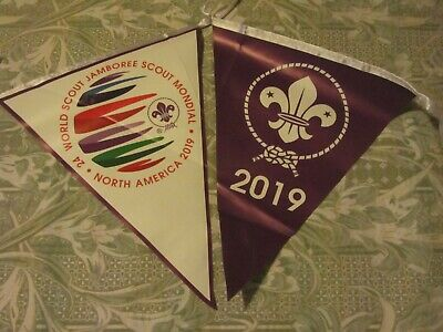 24th World Scout Jamboree 2019 Flags