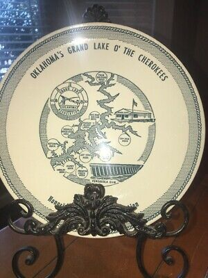 25th Anniversary Grand Lake Association Plate