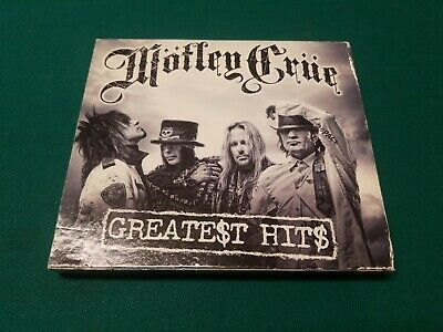 Motley Crue [Greatest Hits] Masters 2000, Inc. Made In The USA Used