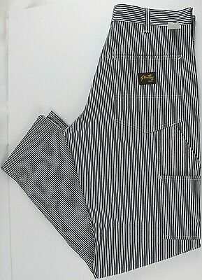 Stan Ray Sz 34 Classic #1375 Hickory Stripe Painters Pant