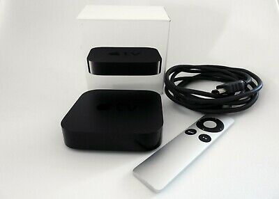 Apple TV 3rd Generation 8GB A1469 2013 MD199LL/A