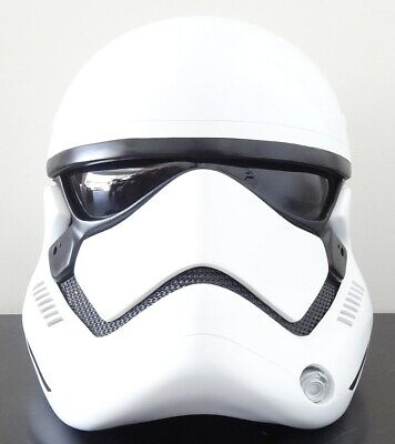 Anovos Star Wars The Force Awakens First Order Stormtrooper Helmet Mask Defect 2