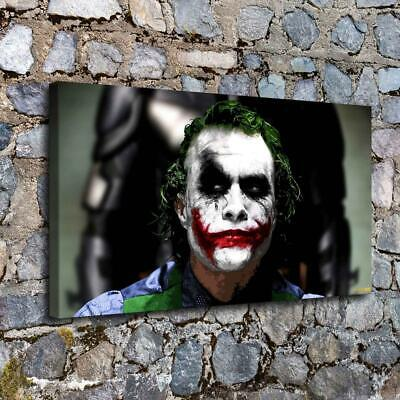DC Batman Joker Paintings HD Print on Canvas Home Decor Wall Art Picture