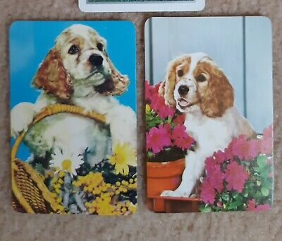 Swap Cards 1970's Vintage DOGS $2 each