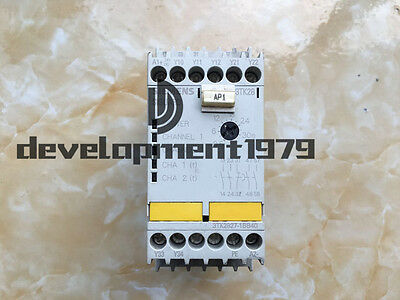 1PCS Used Siemens safety relay 3TK2827-1BB40 Tested