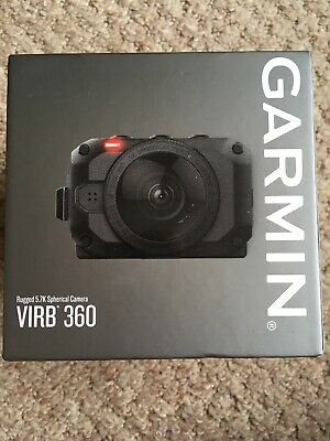 Garmin VIRB 360 Action Camera + Helmet Mount