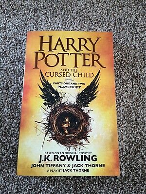 Playscript parts 1&2 , Harry Potter and the Cursed Child