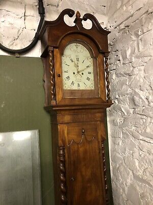 Welsh Grandfather Clock