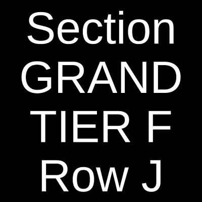 4 Tickets Cats 2/7/20 Altria Theater - Richmond Richmond, VA