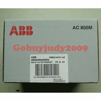 1PC Brand New ABB PM851AK01-EA Quality assurance fast delivery