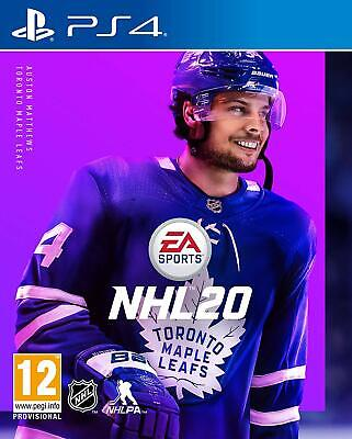 NHL 20 | PlayStation 4 PS4 Ice Hockey New