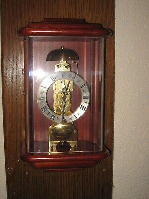 Antique Hermele Mantle Clock