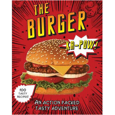 The Burger by Tara Duggan Love Food, Meat Poultry & Game Paperback NEW