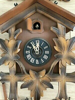 Cuckoo clock 1970s German made