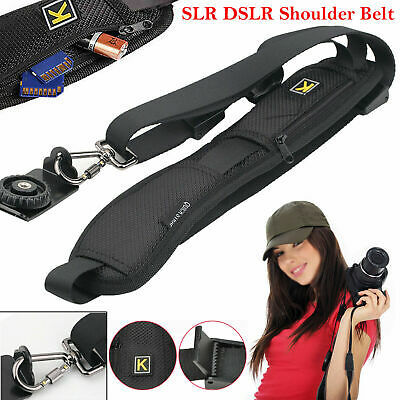 Quick Sling Camera Single Shoulder Belt Strap SLR DSLR Cameras Canon Sony Nikon