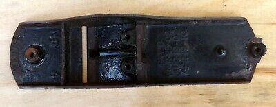 Stanley Bailey No. 4C Plane Bottom - Type 11 - Chipped Tail [S147.1]