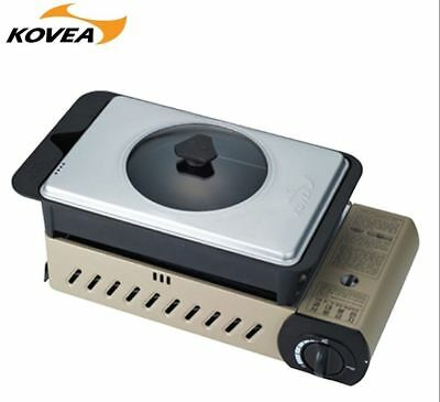 KA-2105 ,Two Device One Gas Screw Type Adapter Camping Kovea Two Way Adapter