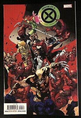HOUSE OF X #4 (2019) Marvel Comics - Main Cover - NM